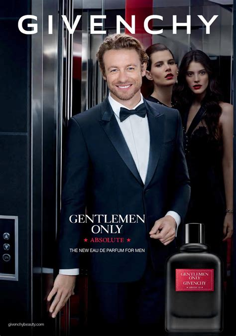 Givenchy Gentlemen Only Absolute For Edp 100ml gentlemen only absolute givenchy cologne a new fragrance