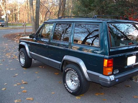 1995 Jeep Mpg 1995 Jeep Country Mpg