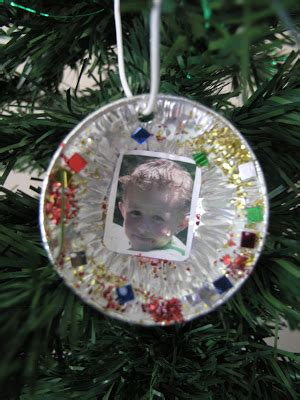 Handmade Gifts For Parents - a handmade gift to put on the tree clever