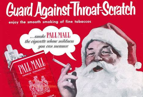 13 funny ridiculous vintage christmas advertisements