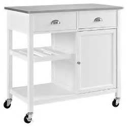 kitchen island cart target sarkem with home stainless steel top thresholda product details page