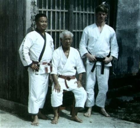 history of okinawa karate japan karate do hakua kai photo page american shorin ryu training gojitsu do