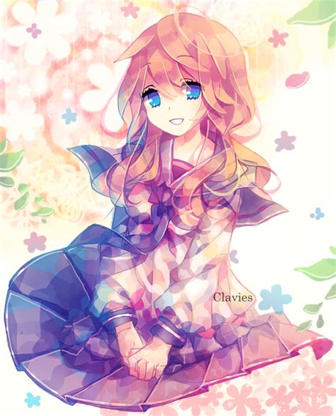 cute anime girl wallpaper tumblr anime girl via tumblr image 864736 by awesomeguy on