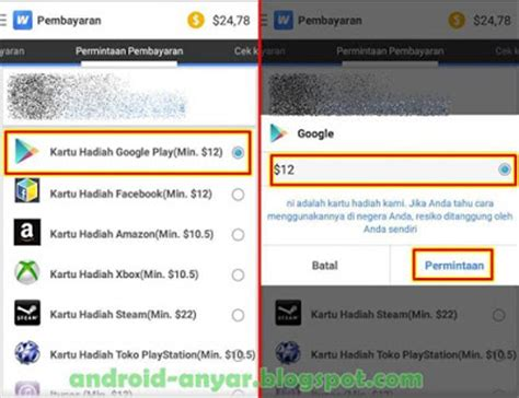 Google Play Gift Card Rewards - kode kupon kartu hadiah google play store gratis terbaru android indo net