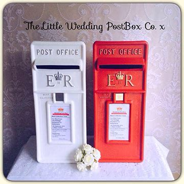 Wedding Post Box Northern Ireland by Perfectbliss Exhibitors The Wedding Postbox Co