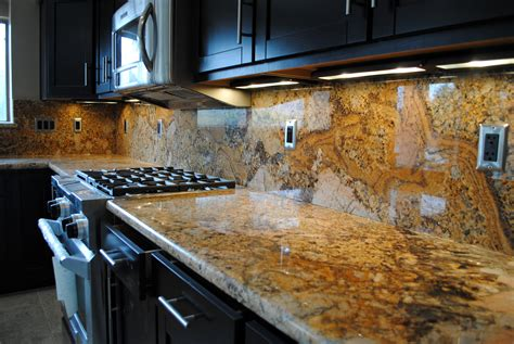Pictures Of Granite Countertops Mascarello Granite Installed Design Photos And Reviews