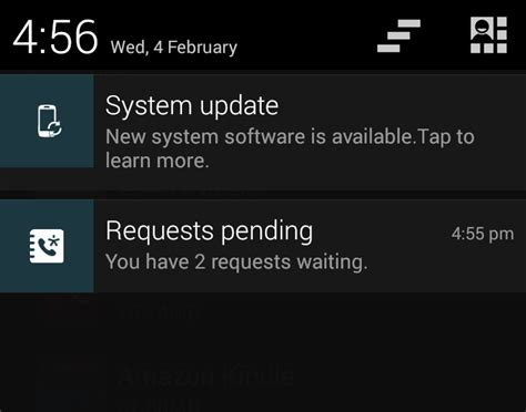 how to update android os avoiding android lollipop update notification intouchapp