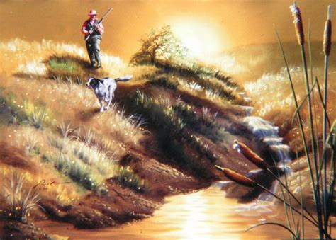 ilusiones opticas camuflaje hunter and his prey illusion