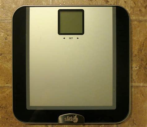 eatsmart precision tracker digital bathroom scale give the gift of health the eatsmart precision tracker