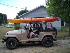 Kayak Rack For Jeep Pin By Brandon On Offroading Lifted Vehicles