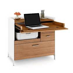 Mini Compact Computer Desk Aspect Compact Computer Desk By Bdi Desks Yliving