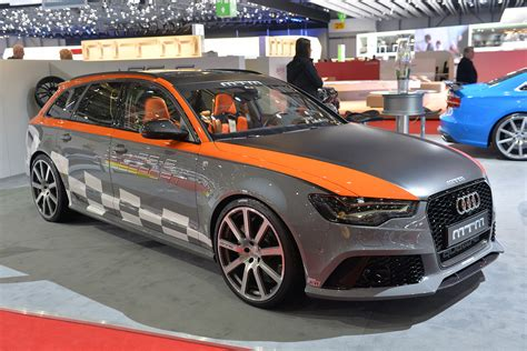 Audi Rs6 Mtm by Mtm Audi Rs6 Clubsport Geneva 2015 Photo Gallery Autoblog