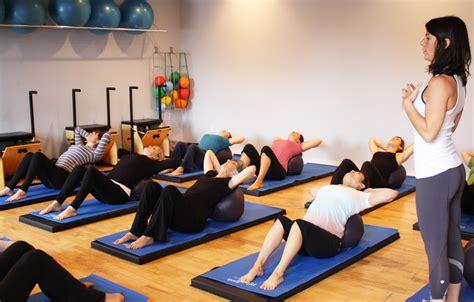 Mat Class by Pilates Classes Richmond Hill Pilates Richmond