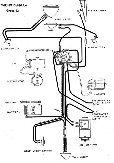 wiring diagrams 348 vintage chief indian motorcycle