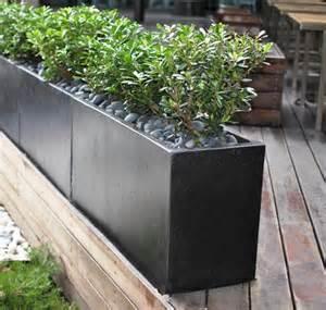 Planter Boxes Melbourne garden pots melbourne high grade outdoor pots available
