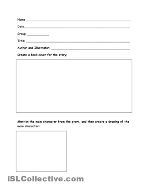 simple book report template book report sle elementary school buy school reports