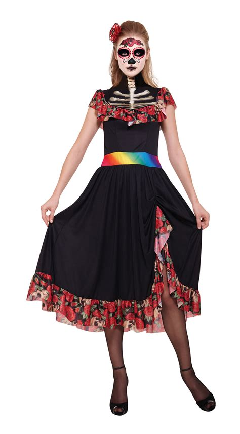 Dress Of The Day Thisbe Dress by Day Of The Dead Costume All