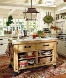 pottery barn kitchen island let s cook modern kitchen design blends many themes