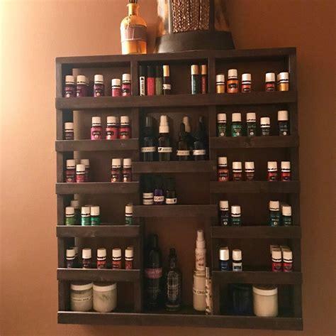 essential oil shelf essential oil storage nail polish