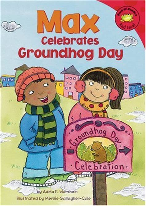 groundhog day story groundhog day children books your are going to