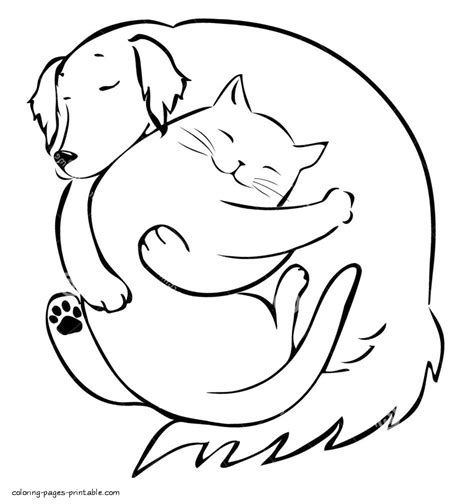 free coloring pages of dogs and cats click the australian cattle dog coloring pages coloring