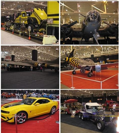 cleveland boat show ix center piston powered auto rama at the i x center akron ohio moms