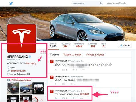 Tesla Web Site Tesla Motors Website And Hacked Motor Junkies