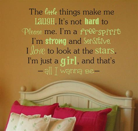 Teenage Wall Stickers teen bedroom wall decals quotes quotesgram