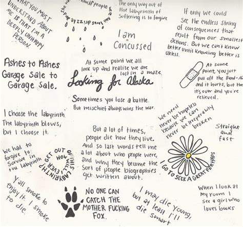 48 best images about looking for alaska on pinterest