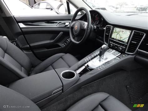 Porsche Panamera Black Interior by Black Interior 2012 Porsche Panamera 4 Photo 61743654 Gtcarlot