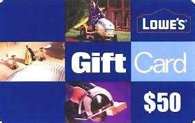 Gift Cards Available At Lowes - prizes prizes