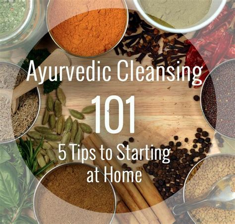 Ayurvedic Detox Diet At Home by Intimidated By Detoxing Refresh Yourself After The