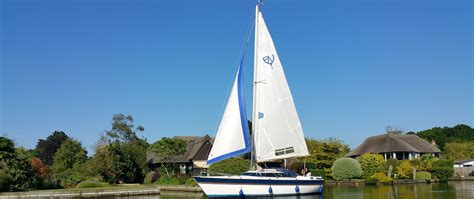 sailing boat hire norfolk broads norfolk broads sailing holidays traditional yacht hire