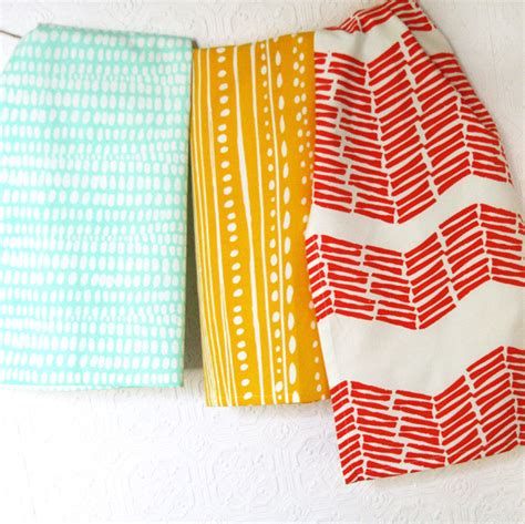 Docare Wash Gloves 4 Sheets dish cloth set of three modern tea towels by duncan