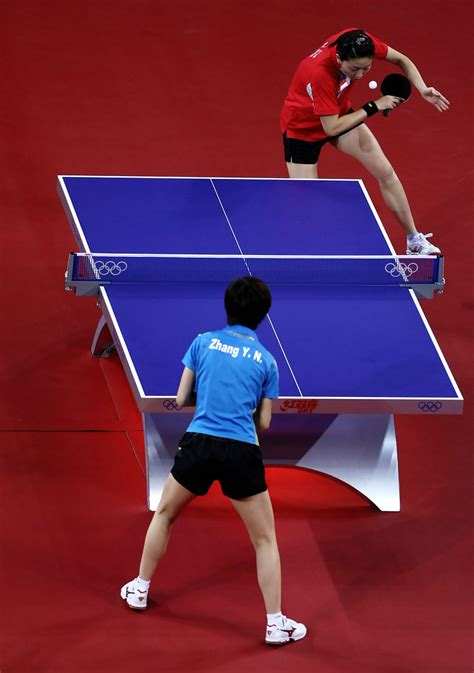 Olympic Table Tennis by Olympics Day 14 Table Tennis Zimbio