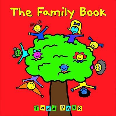 the family cookbook books the family book by todd parr paperback booksamillion
