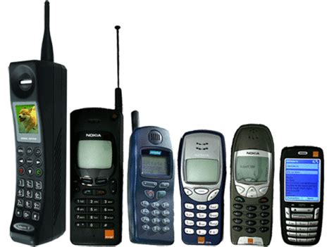 1st mobile phone history of cell phones timeline timetoast timelines