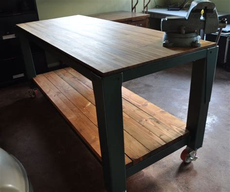 chop saw station woodworking plans