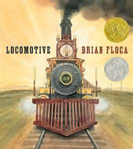 locomotive book by brian floca official publisher page