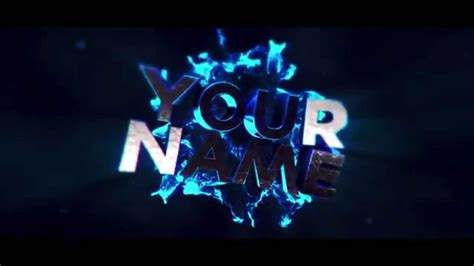 Top 10 Free 3d Intro Templates 2017 Cinema 4d After Effects Youtube Intros Templates