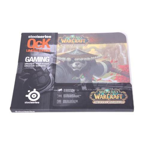 Steelseries Qck Gaming Mousepad Original steelseries world of warcraft qck gaming mouse pad panda monk edition desertcart