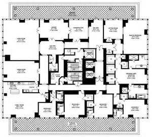 Apartment Floor Plans Nyc Penthouse Apartments Penthouses Penthouses Apartments And House