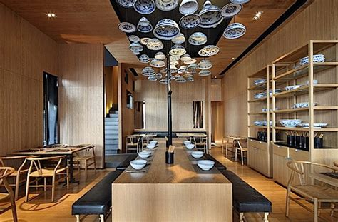 desain dapur restoran sederhana desain interior restoran menarik perhatian lewat aksesoris