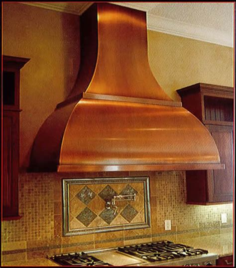 Copper Vent For Kitchen The Gd Kitchen Gd Likes