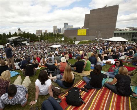 Rock The Garden Minneapolis Cities Events At Boom Island This Summer