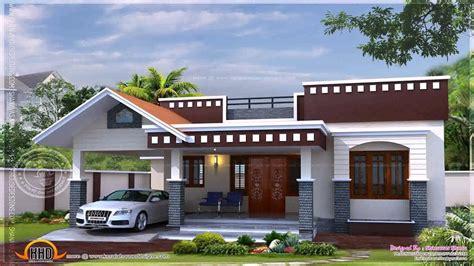 simple house plans in kerala one floor