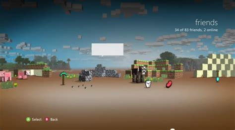 themes xbox 360 minecraft wood theme premium theme download digiex