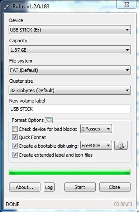 tutorial software rufus how to use rufus 1 2 0 183 how to pc advisor