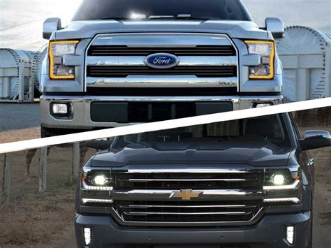 2017 Chevrolet Silverado vs. 2017 Ford F 150: Which is