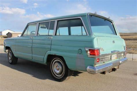 1971 jeep wagoneer buy used 1971 jeep wagoneer 62k original miles 350 buick